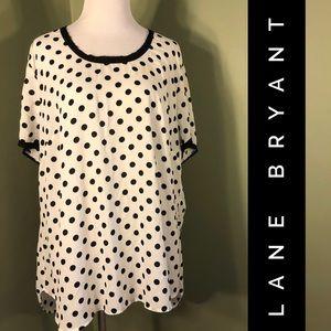 22/24 Lane Bryant blouse